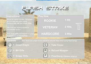 Игра Counter Strike - Flash Strike фото