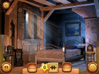 Игра Old Wooden Cottage Escape