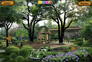 Игра Town Park House Escape