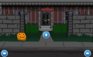 Игра Creepy Halloween Night Escape