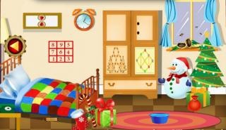 Игра Christmas Find The Golden Bible
