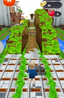 Игра Captain Minecraft