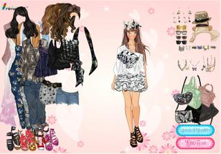 Butterfly Belle Dress Up