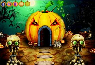 Игра Halloween Secret Lock фото