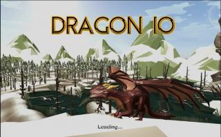 Игра Dragon IO