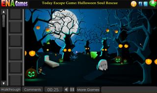 Игра Escape The Witch