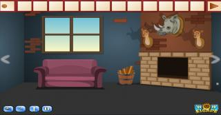 Cowboy House Escape 3