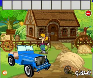 Игра Adventure Outing Escape