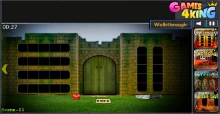 Игра Escape From Castle 2