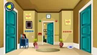Игра Escape From Modish House