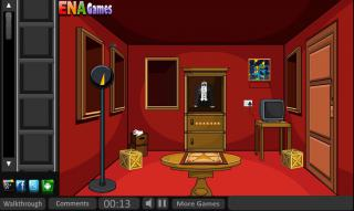 Игра Magician Room Escape