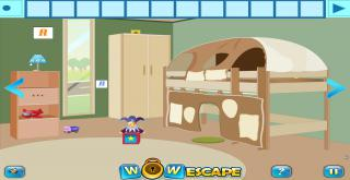 Modern Kids Room Escape