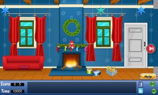 Игра Christmas Eve Escape