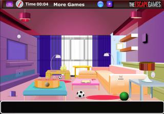 Игра Dual Room Escape