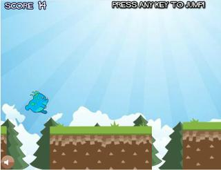 Игра Monster Run