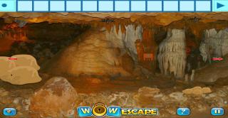 Escape from Cave