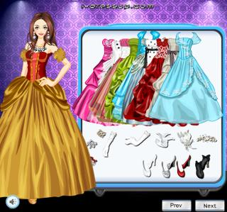 Princess Gowns 2