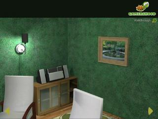 Green Sitting Room Escape