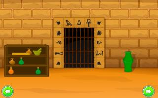 Игра Locked In Escape Pyramid