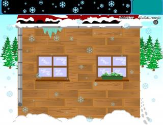 Игра Snow Escape