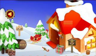 Игра Christmas Find The Snowman