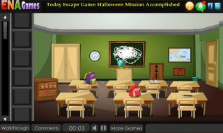 Игра Escape From Classroom
