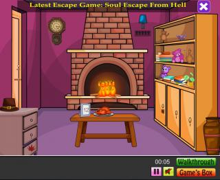 Игра Turkey Escape фото