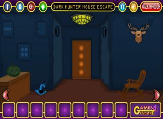 Dark Hunter House Escape