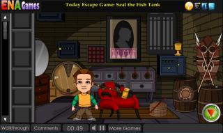 Игра Escape From Treasure Castle