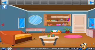 Игра Oldish Room Escape
