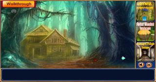 Игра Green Forest House Escape