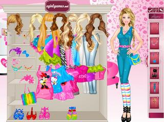 Barbie Girl Style