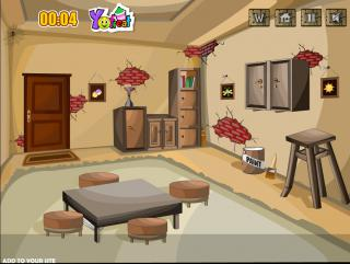 Игра The Unfixed Living Room Escape