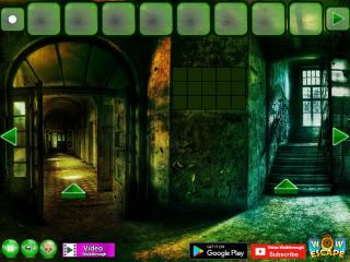 Игра Changing Face Of Evil Escape