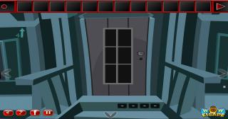 Игра Scary Halloween House Escape 1