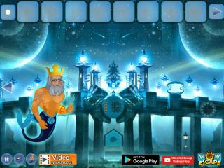 Игра Poseidon Save Underwater World
