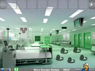 Игра Ortha Care Hospital Escape