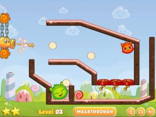 Игра Candy Thieves