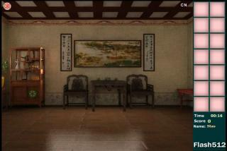 The Tang Dynasty Room Escape