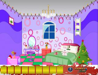 Christmas Girls Room Escape