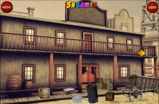Wild West Town Escape