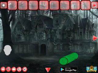 Игра Escape Small Turkey From Horror Forest
