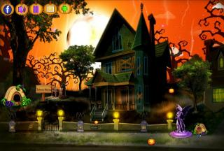 Игра Find The Halloween Treasures Box фото