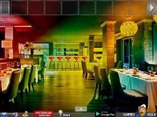Игра Santa Chef Restaurant Escape