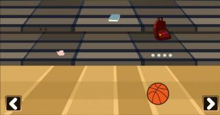 Basketball Court Escape