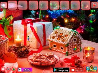 Игра Christmas Magical Land Escape
