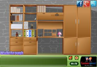 Игра Security Villa House Escape
