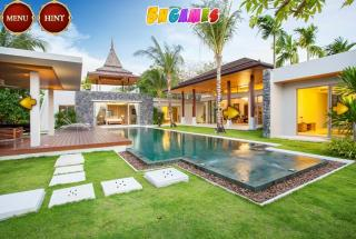 Игра Can You Escape Luxury Pool Villa
