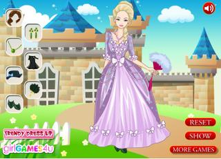 Игра Milady Dress Up