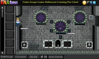 Игра Dark Castle Escape